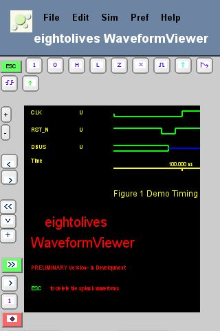 eightolives Waveform Viewer Screen Shot